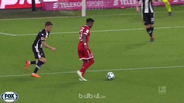 Berita video gol-gol terbaik yang tercipta pada pekan ke-30 Bundesliga 2017-2018. This video presented by BallBall.