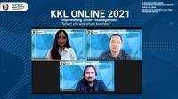 Kuliah Kerja Lapangan (KKL) untuk Program Studi D3 Manajemen PSDKU Universitas Diponegoro Kampus Rembang.