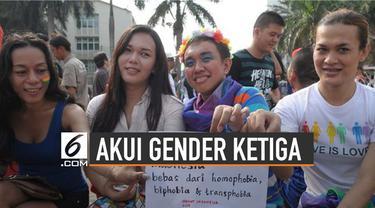Di Indonesia masalah transgender hingga LGBT masih dianggap tabu. Namun beberapa negara ini telah melegalkannya secara hukum.