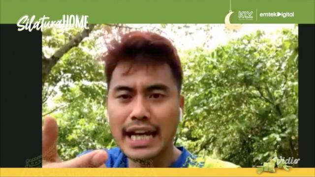 Berita video pesan dari Tontowi Ahmad untuk penerusnya Praveen Jordan / Melati Daeva Oktavianti dalam acara silaturahmi online from home atau Silaturahome.