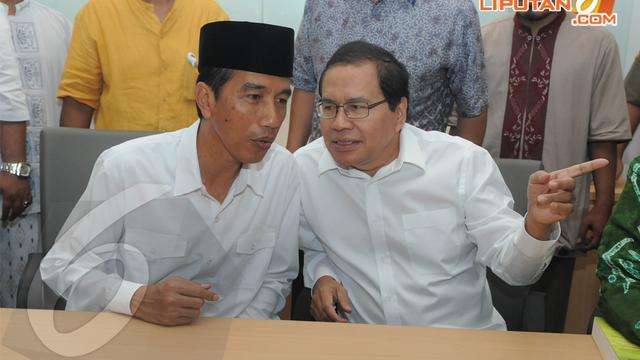 Bola Panas Rizal Ramli di Kabinet Jokowi - News Liputan6.com