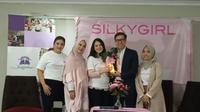 Silkgirl. (dok. Liputan6.com/Indah Permata Niska)