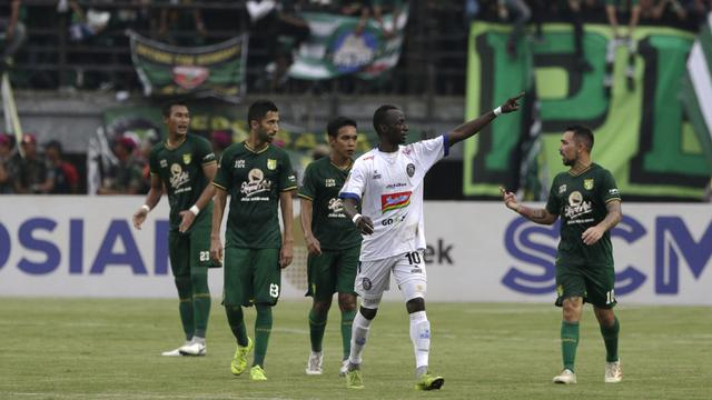 Top  Berita Bola Arema Fc Unggul  Gol Tandang Di Final Piala