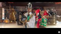 Potret Penampilan Young Lex Dalam Video Klip 'Raja Terakhir'. (Sumber: YouTube/Young Lex)