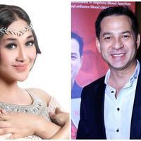 Paramitha Rusady dan Ari Wibowo. (Desmond Manullang/Bintang.com Adrian Putra/Bintang.com)
