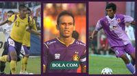 3 Pemain Persik Kediri yang Sukses Memupus Mitos Sial Angka 13. (Foto: Gatot Susetyo/Bola.com)