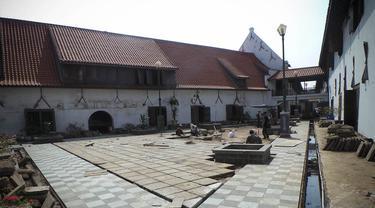 Sepi Pengunjung, Museum Bahari Direnovasi