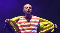 Mac Miller, musisi dan mantan kekasih Ariana Grade meninggal dunia di usia 26 tahun. (KEVIN WINTER / GETTY IMAGES NORTH AMERICA / AFP)