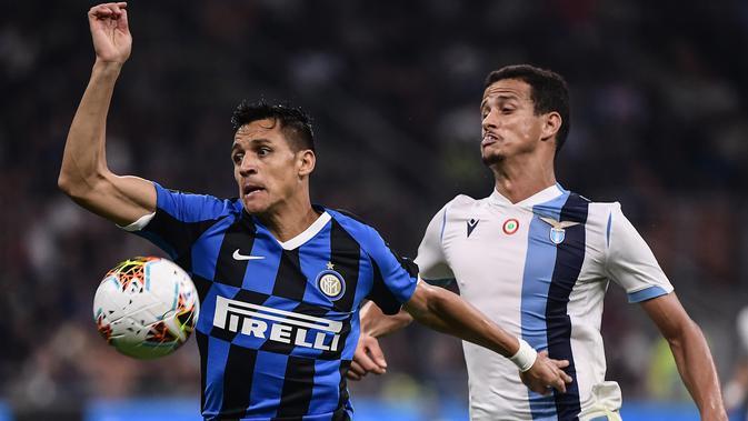 Inter Milan Resmi Boyong Alexis Sanchez dari MU dengan Gratis