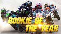 MotoGP - Rookie of The Year (Bola.com/Adreanus Titus)
