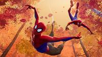 Film animasi Spider-Man: Into The Spider-Verse. (Sony Pictures)