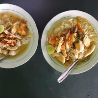 Soto Banjar, kuliner khas Banjarmasin, tempat kelahiran Ustaz Arifin Ilham. (Liputan6.com/Novi Nadya)