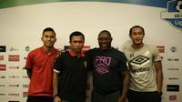 Pelatih Barito Putera, Jacksen F Thiago, melayangkan pujian terhadap skuat Bali United yang dianggapnya berada di atas rata-rata klub Indonesia lainnya. (dok. Bali United)