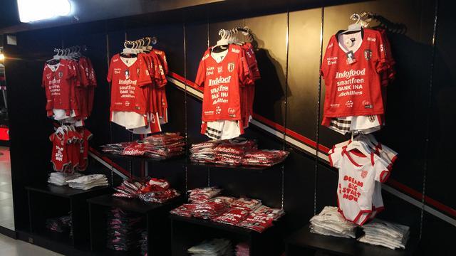Mega Store Bali United Jadi Percontohan Klub di Indonesia - Indonesia  Bola.com