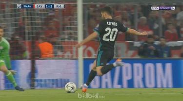 Sempat tertinggal dari tuan rumah Bayern Munchen 0-1, Real Madrid akhirnya memenangi laga leg pertama semifinal Liga Champions 2-1. Skor kemenangan Real Madrid dicetak Marcelo dan Marco Asensio.