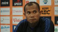 Kapten tim Persib Bandung Supardi Nasir (Liputan6.com/Huyogo Simbolon)