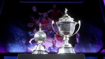 Jadwal Thomas Cup 2021 Minggu 17 Oktober: Indonesia vs China di Final