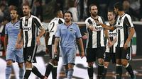 Juventus vs Sampdoria (AFP/MARCO BERTORELLO)