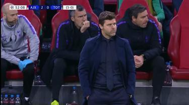 Berita video highlights semifinal leg kedua Liga Champions 2018-2019 antara Ajax melawan Tottenham Hotspur yang berakhir dengan skor 2-3 di Johan Cruijff Arena, Rabu (8/5/2019).