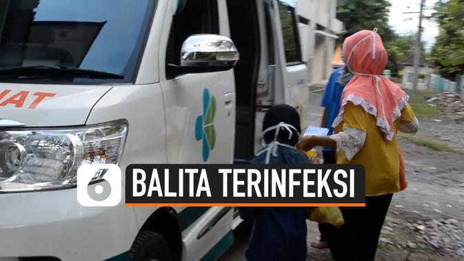 VIDEO: Belasan Anak Termasuk Bayi di NTB Positif Corona, Ini Penyebabnya