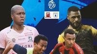 BRI Liga 1 - Duel Antarlini - Madura United Vs Persipura Jayapura (Bola.com/Adreanus Titus)