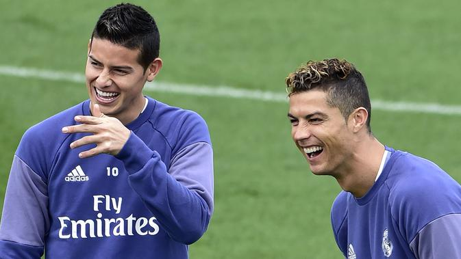 Matthaus: Ronaldo Ingin James ke Juventus 2