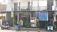 Penangkapan terduga teroris di Sidoarjo. Foto: (Dian Kurniawan/Liputan6.com)