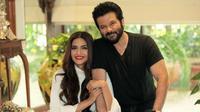 Kabar Sonam Kapoor akan menikah 7 mei 2017 ternyata telah tersebar luas, begini kata sang ayah, aktor Senior Anil Kapoor (Hindustan Times)