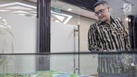 Direktur Utama Indonesia Tourism Development Corporation (ITDC) Abdulbar M. Mansoer. (Liputan6.com/Faizal Fanani)
