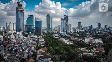 Udara Jakarta Sehat Jelang PSBB