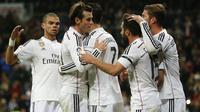 Real Madrid vs Levante (Reuters)