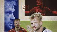 Bali United - Melvin Platje (Bola.com/Adreanus Titus)