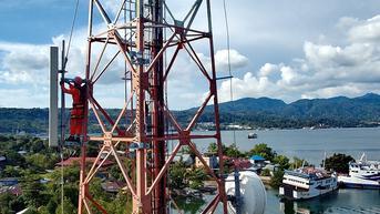 Resmi Merger dengan Tri Indonesia, Saham Indosat Tetap Tercatat di BEI