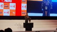 Jokowi hadiri pengukuhan pengurus baru DPP Hanura. (M Genantan/Merdeka.com)