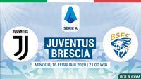 Serie A - Juventus Vs Brescia (Bola.com/Adreanus Titus)