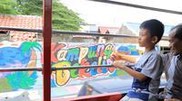 Sejumlah RTH pun telah berhasil diubah Pemkot Tangerang menjadi taman tematik yang ramai dikunjungi masyarakat setiap harinya mulai pagi hingga sore.