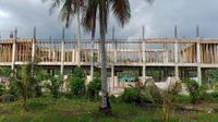 Kementerian PUPR bangun  Rumah Susun Sewa (Rusunawa) Pondok Pesantren (Ponpes) Walisongo di Poso (Dok: PUPR)