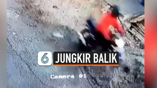 PENGENDARA MOTOR JUNGKIR