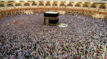 Ilustrasi Menunaikan Ibadah Haji