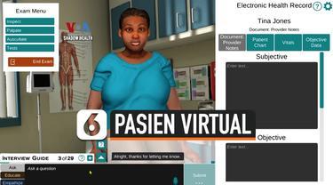 pasien virtual