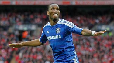 7 Pemain Chelsea saat Raih Trofi Liga Champions 2012