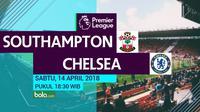 Premier League_Southampton Vs Chelsea (Bola.com/Adreanus TItus)