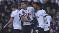 12. Tottenham Hotspur - €257.5m