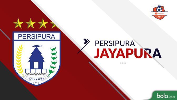 Persipura Jayapura Shopee Liga 1 2019 (Bola.com/Adreanus Titus)