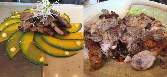 Restoran ini menyajikan menu berupa jamur termahal di dunia/copyright Vemale.com/Anisha SP