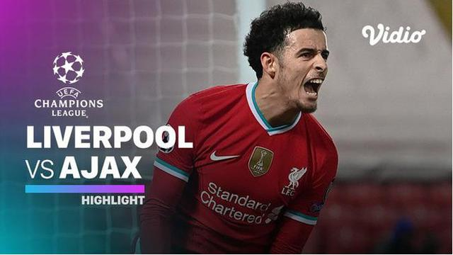 COVER: Liverpool vs Ajax Amsterdam