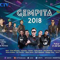 Gempita 2018 SCTV (Foto: Twitter/SCTV_)