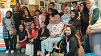 Kongkow Inklusif Love and Disability, M Bloc Space, Jakarta Selatan (15/2/2020)