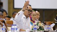 Raker dengan DPR, Menaker Hanif Jelaskan Kebijakan Moratorium Penempatan TKI