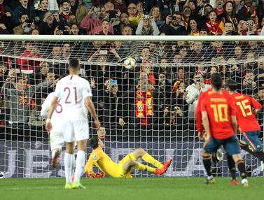 Spanyol Menang Tipis Atas Norwegia di Kualifikasi Euro 2020